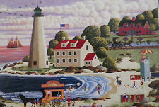 PUZZLE ..HERONIM...Cape Cod Beach Party..1000.Nvr opned