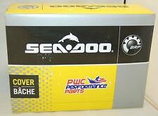 SeaDoo 2002-2006 GTX RXT 4-TEC/DI Black/Gray PWC Cover OEM BRP Sea Doo 280000371
