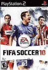 FIFA Soccer 10 (Sony PlayStation 2, PS2) - BRAND NEW