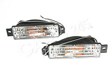 BMW 3-Series E30 88-94 Crystal Clear Turn Signal Lights 344-1602PXAEVC