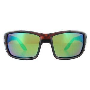 Costa Del Mar Sunglasses Permit PT 10 OGMP Tortoise Green Mirror Polarized Polyc