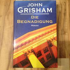 DIE BEGNADIGUNG Roman von John Grisham geb. Ausgabe Thriller Buch ,eingeschweißt