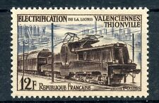 STAMP / TIMBRE FRANCE NEUF N° 1024 * TRAIN / LIGNE VALENCIENNES THIONVILLE