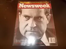 Richard Nixon, Boris Yeltsin - Newsweek Magazine 1994