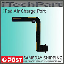 Charging Port Connector Dock Flex Cable For iPad Air BLACK