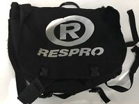 Classic Respro Courier Bag Black Cycling Bag Messenger Bag
