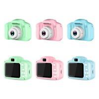 Kids Digital Camera FULLHD1080P Support 32GB Memo Card Child Video Camcorder