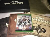 FOR HONOR PRESS KIT PROMO Dossier Presse Promotional Xbox One PAL VF RARE - PS4