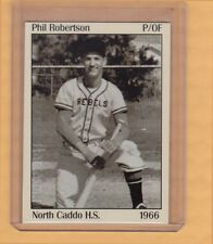 Phil Robertson P-OF '66 North Caddo High School later Duck Dynasty TV star