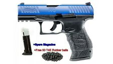 T4E Walther Ppq Le M2 .43cal Co2 BlowBack Paintball Pistol Player Package!