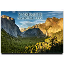 Yosemite fridge magnet California travel souvenir