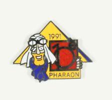Pin's Rallye des Pharaons 1991