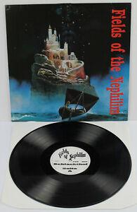 Fields Of The Nephilim - Modernes Bremen 1990 - live LP vinyl album