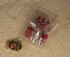 "1988 SEOUL USA OLYMPIC WINTER GAMES PIN 1"" TALL"