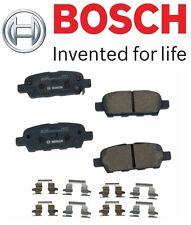 For Nissan Infiniti Renault Suzuki Rear Disc Brake Pad Set Bosch QuietCast BC905