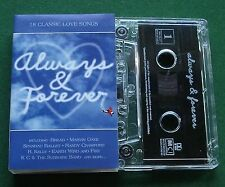 Always & Forever Spandau Ballet Kc & Sunshine Band Bread + Cassette Tape Tested