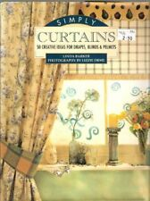 Simply Curtains,Linda Barker, Lizzie Orme