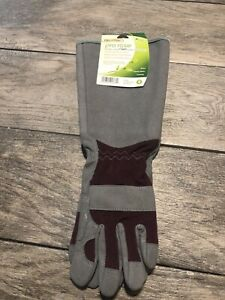 New Hand Master Rose Pruning Thornproof Gardening Reinforced Gloves Sz Small