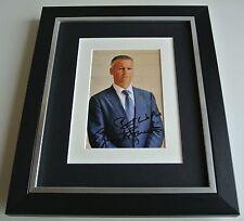 Rupert Graves SIGNED 10x8 FRAMED Photo Autograph Display TV Sherlock AFTAL & COA