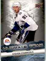 2011-12 Upper Deck Ea Ultimate Team Steven Stamkos #EA1