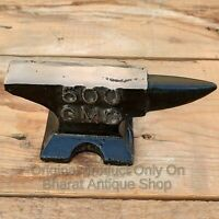 Antique Mini Iron Anvil Jewellery Making Tool Collectible Gift