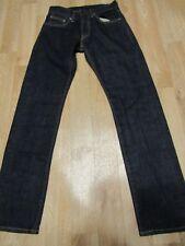 Levis Skinny matchstick Jeans Selvedge 26 x 30 Dark wash