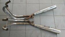 Auspuffanlage Kawasaki Z 550 LTD KZ 550 C exhaust system 4 in 2