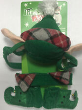 Time for Joy PETCO Christmas ELF ACCESSORY SET COSTUMES FOR CATS ONE SIZE NEW