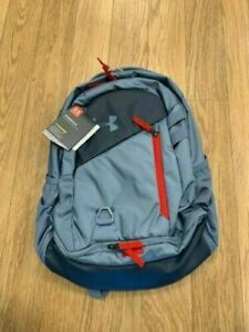 NEW-MEN'S UNDER ARMOUR HUSTLE 4.0 BACKPACK, ASST COLORS, STYLE: 1342651   $44.00