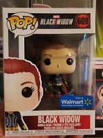 Funko POP Marvel Black Widow #609 Walmart Exclusive Vinyl Figure