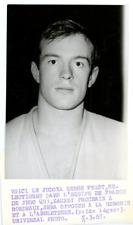 Serge Feist, judoka  Vintage silver Print Tirage argentique  13x18  Circ