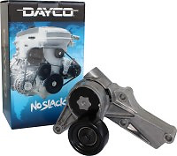 DAYCO Automatic belt tensioner FOR Audi TT 12/04-10/06 3.2L V6 MPFI 8N 184kW-BHE