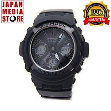 CASIO G-SHOCK AWG-M100SBB-1AJF All Black Series Limited JAPAN AWG-M100SBB-1A