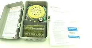 Intermatic Automatic Sprinkler Timer For Pumps Model T8805P101C