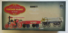 Corgi Vintage Glory Garrett 4CD Road Tractor, Trailers & Log Load Wynns 80305