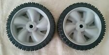 "Bolens Mower Front 7"" Wheels (Gray) 7"" X 1.8"" Model#11A-BOBL675 Part 634-04562"