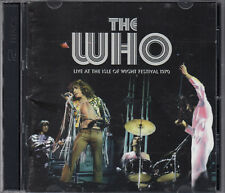 The Who : Live at the Isle of Wight Festival 1970 2CD FASTPOST