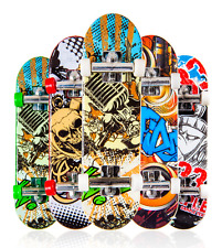 Mini Finger Skateboard Fingerboard Funny Toy Set A Variety Of Styles HOT SALE