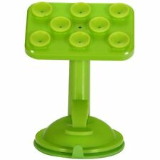 360 Degree Rotating Mobile Holder Stand for Home,Office and Car  - Green