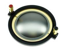 SS Audio Diaphragm for B&C DE800 Driver Speaker Horn Repair 8 Ohm BC-MMD800-8