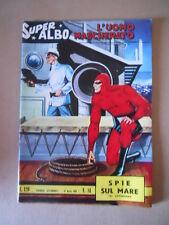 SUPER ALBO L'UOMO MASCHERATO n°81 1964 edizioni Spada  [G433] BUONO
