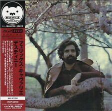 MINI LP CD VYNIL RÉPLICA IMPORT JAPON + OBI  + FELIX CAVALIERE / DESTINY