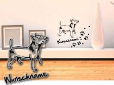 Tapisserie Bull terrier miniature h104 personnalisable chiens patmol