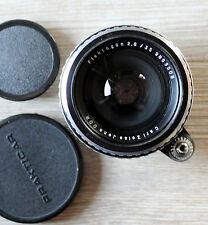 Objektiv Flektogon 2,8/35 von Carl Zeiss Jena