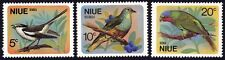 /NIUE 1971 Birds 3v set MNH @S4267