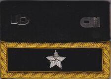 Civil War Brigadier General Shoulder Boards Shoulder Straps NonReg Free $20 Coin