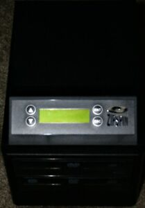 ZipSpin CD/DVD Disc Duplicator Zip Master Burner D121-L - Excellent Condition!