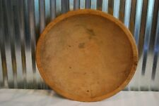 New listing Antique - Primitive - Out of Round Wood Bowl