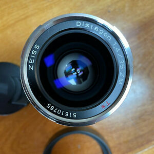ZEISS Distagon ZM T 35mm f/1.4 Lens For Leica Mint