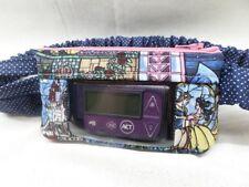 Princess Window Insulin Pump Pouch case ipod case minimed animas Tslim